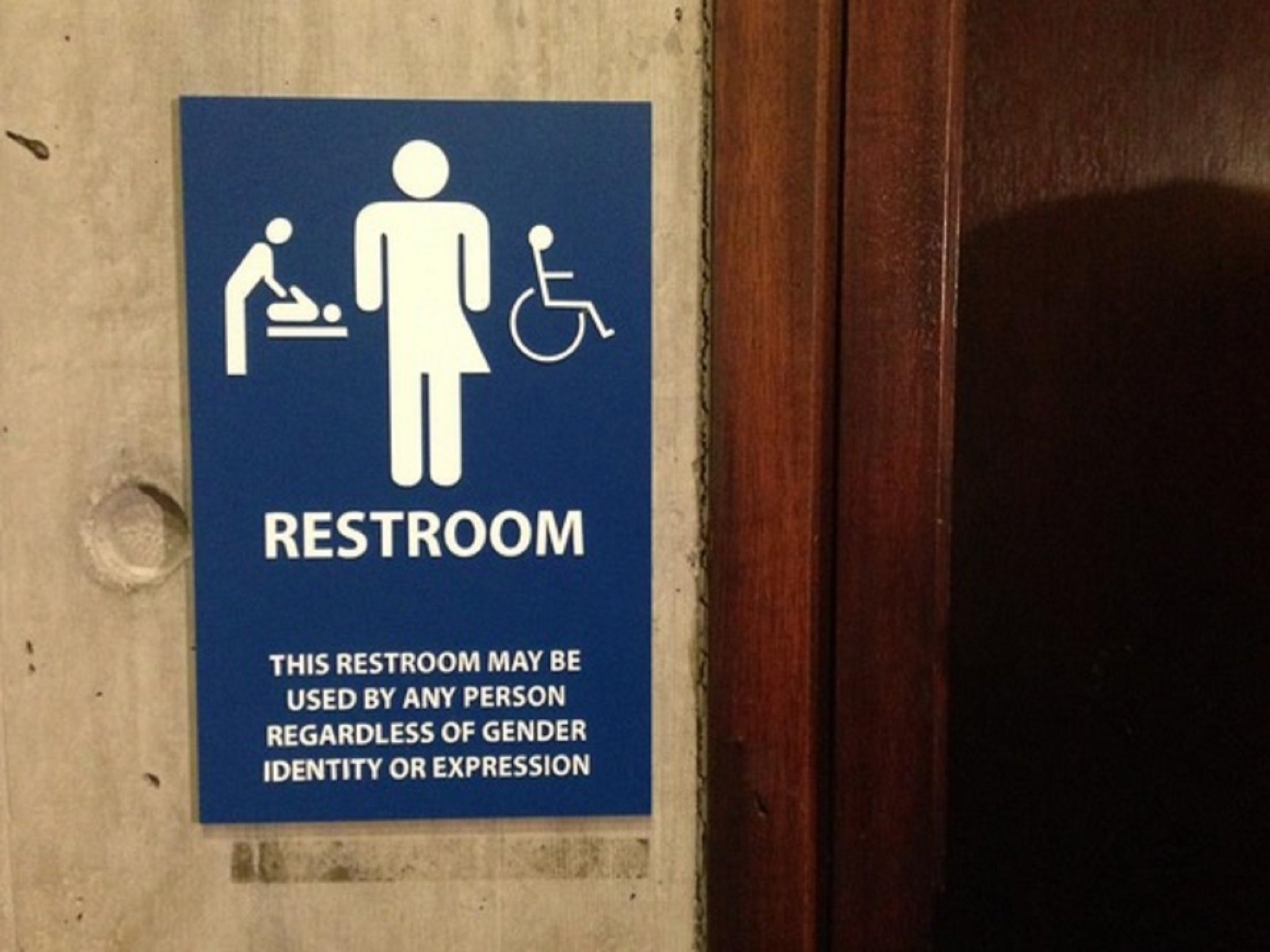 Boston Now Has Gender Neutral Bathrooms At City Hall The Independent