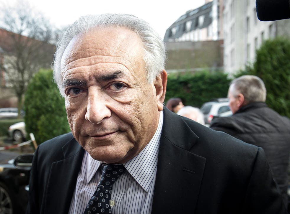 """Former IMF chief Dominique Strauss-Kahn was tried for """"aggravated pimping"""""""