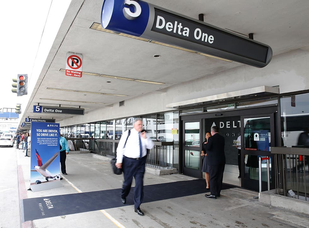 The Delta Air Lines plane had already left the gate but did a U-turn
