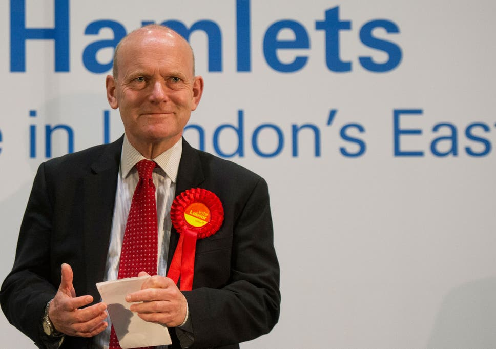 Image result for Tower Hamlets mayor