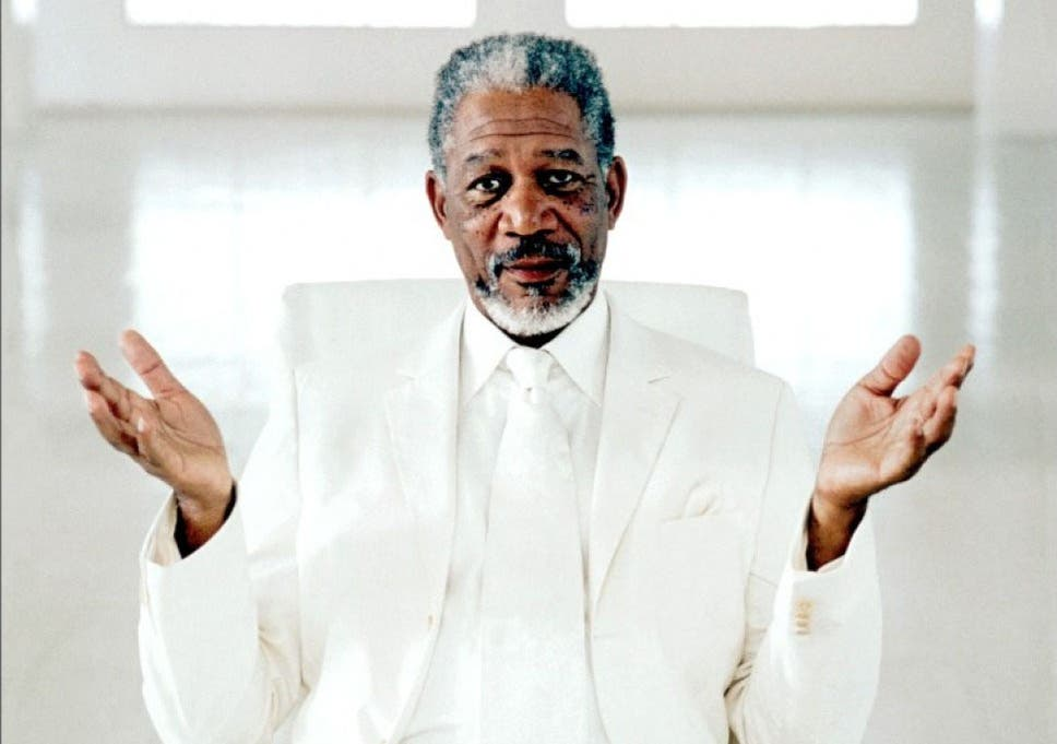 Morgan Freeman is to host a new series about God