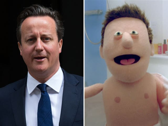 Travelodge has denied Max in its new advert is based on the likeness of David Cameron