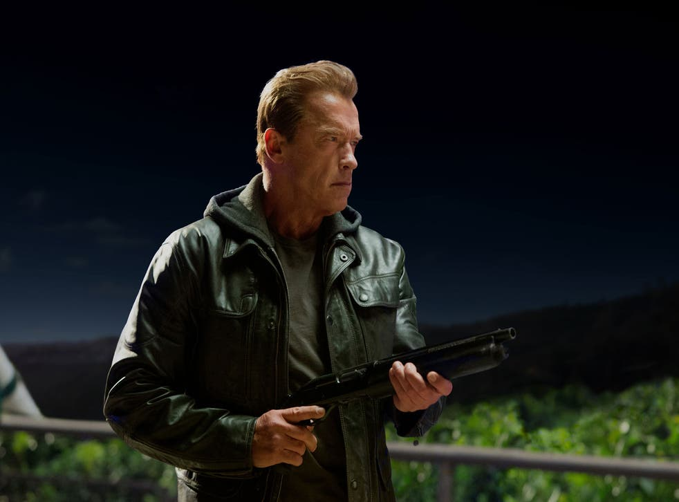 Terminator Genisys: Arnie remains doggedly true to his word as the man who said 'I'll be back', returning once more to protect Sarah Connor in a new instalment