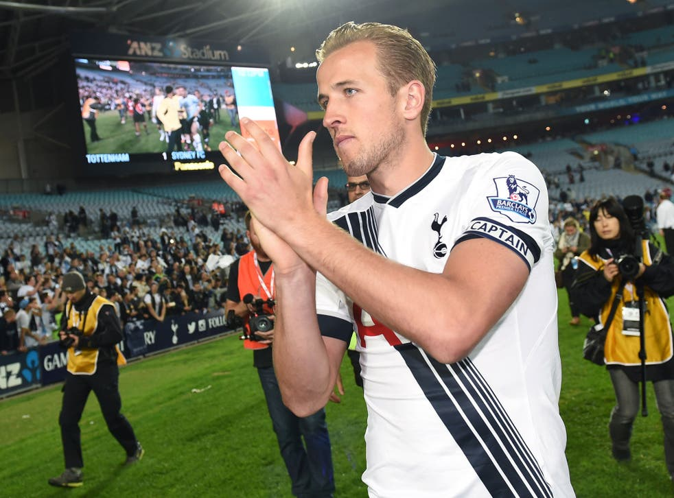 Manchester United want to sign Harry Kane