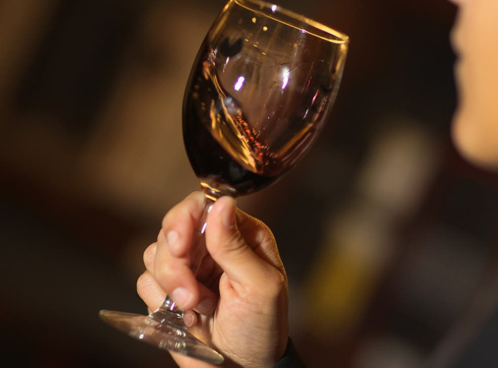 The study is good news for those who enjoy red wine