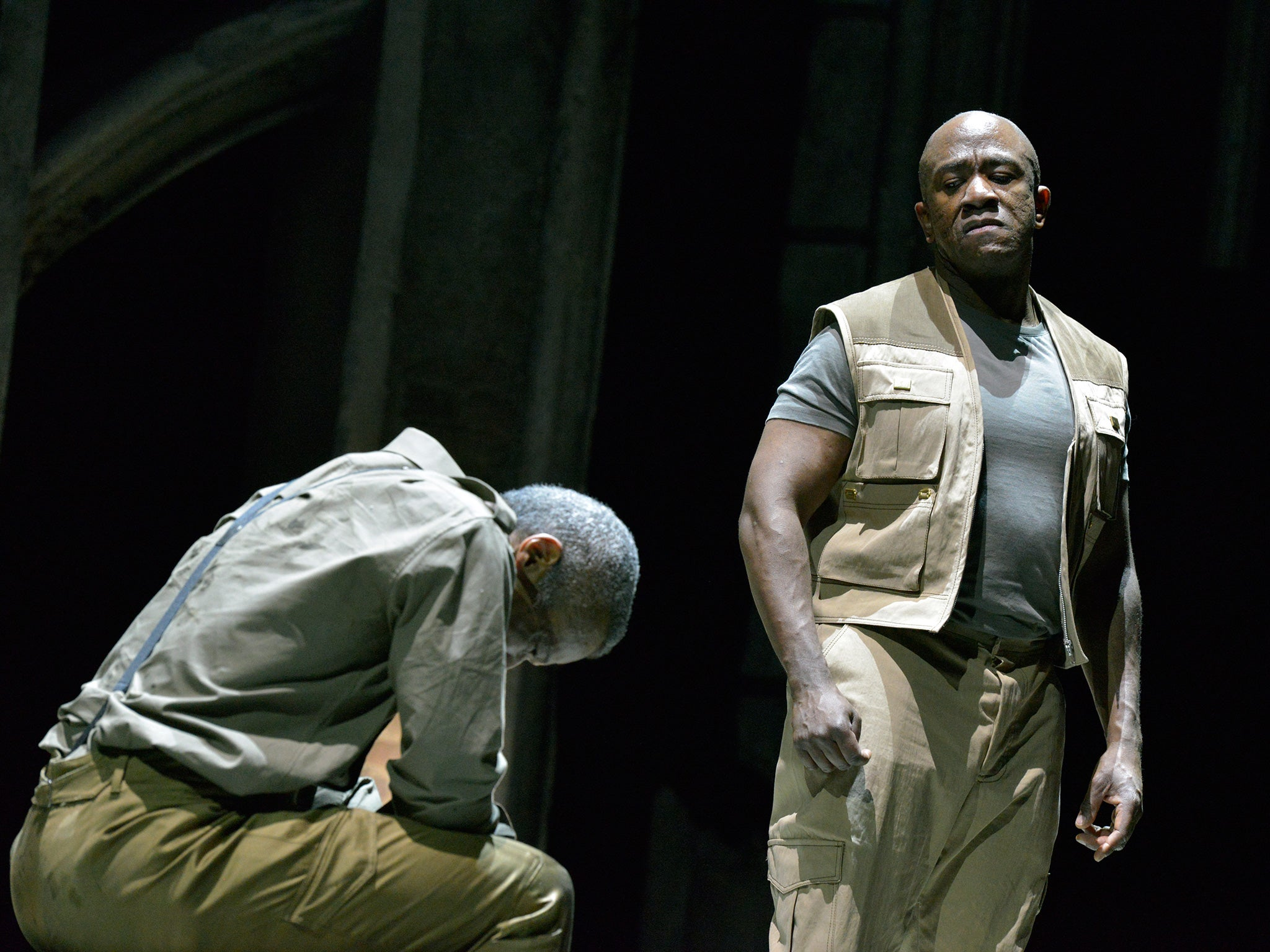 Othello, RSC, Stratford-upon-Avon, review: Racism still simmers in