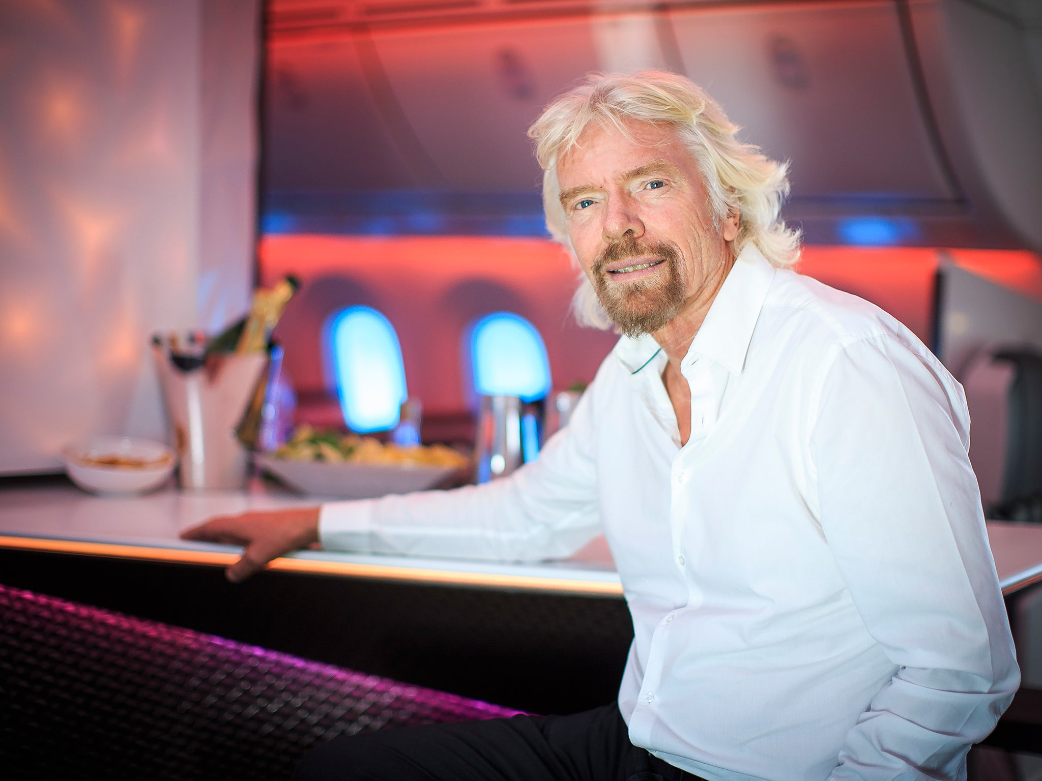 richard branson email