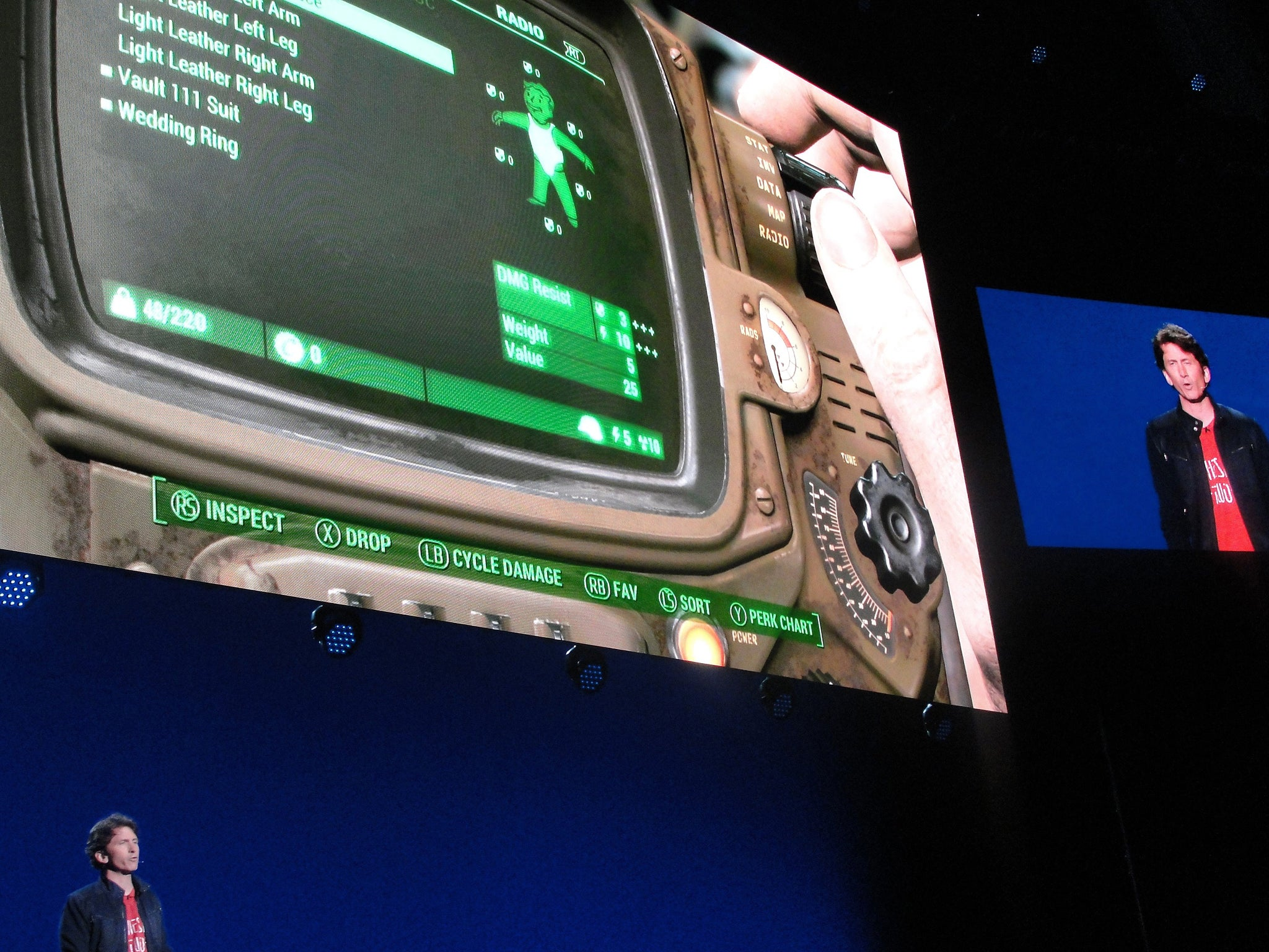Fallout 4 announced by Bethesda at E3 2015, release date and