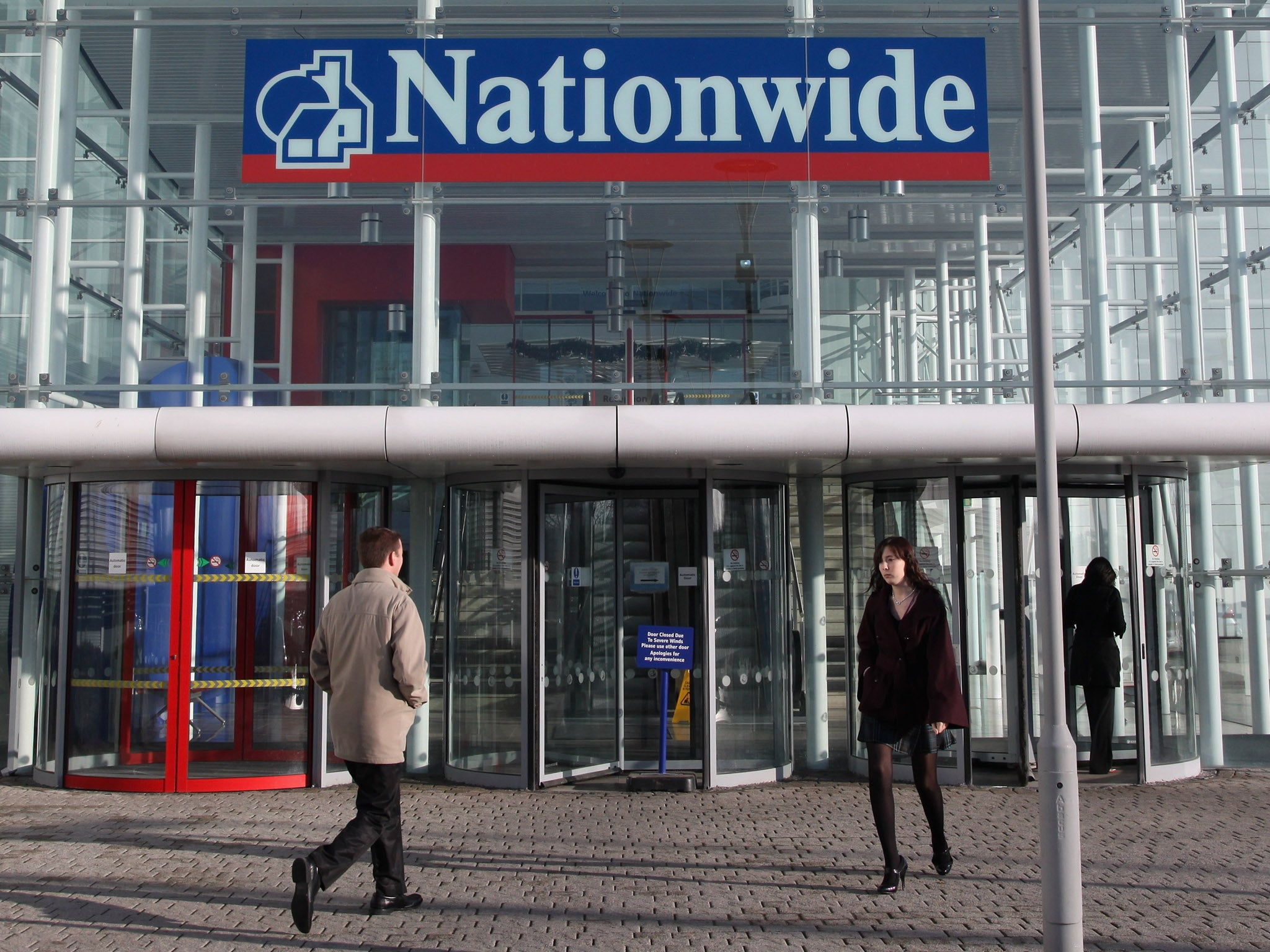 Does Nationwide (the Bank) have any shareholders?