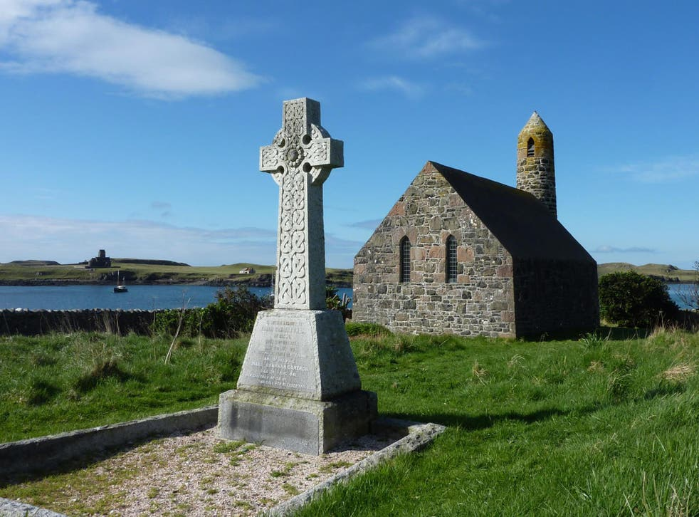 The last crime in Canna, in the Inner Hebrides, was recorded in the 1960s