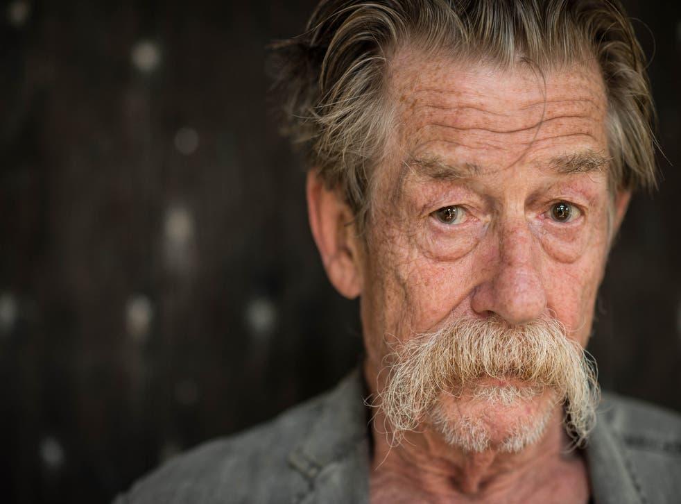 John Hurt has said he has cancer