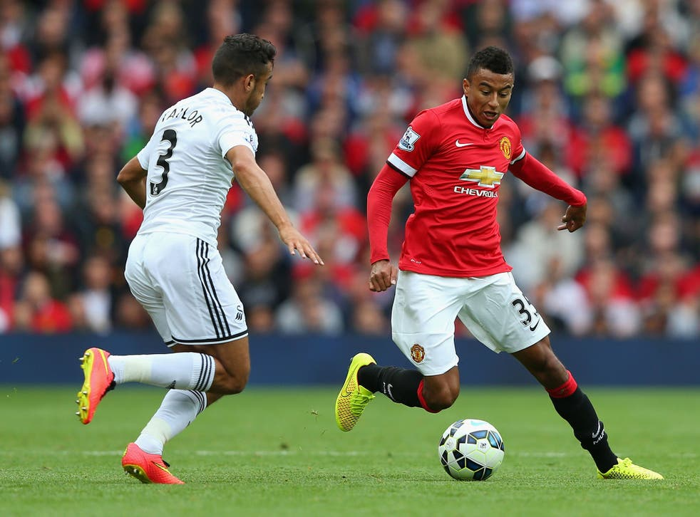 Jesse Lingard is wanted by Newcastle manager Steve McClaren