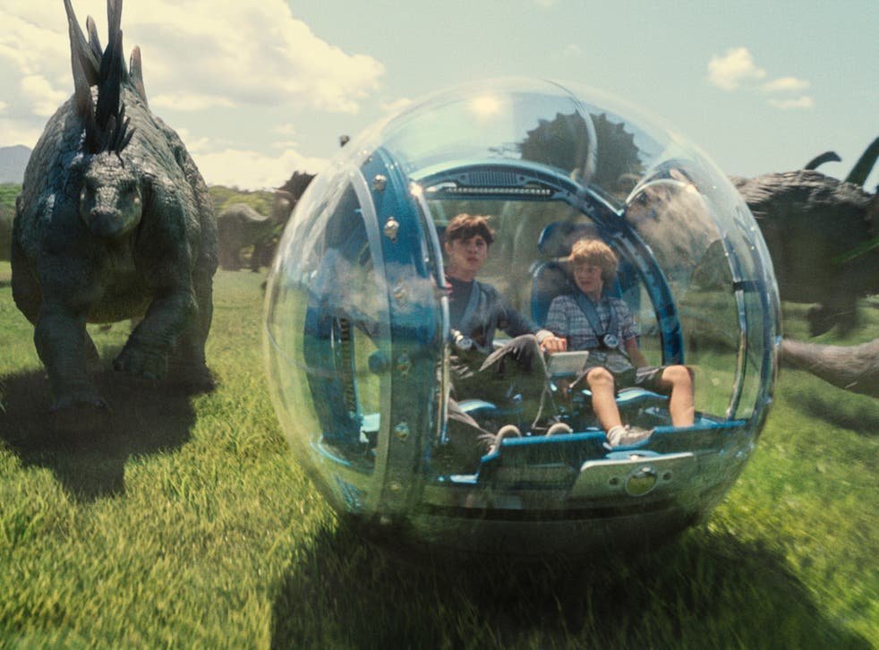 The sequel to 1993's Jurassic Park, Jurassic World, has stormed into the global record books to score the highest worldwide opening weekend in history.