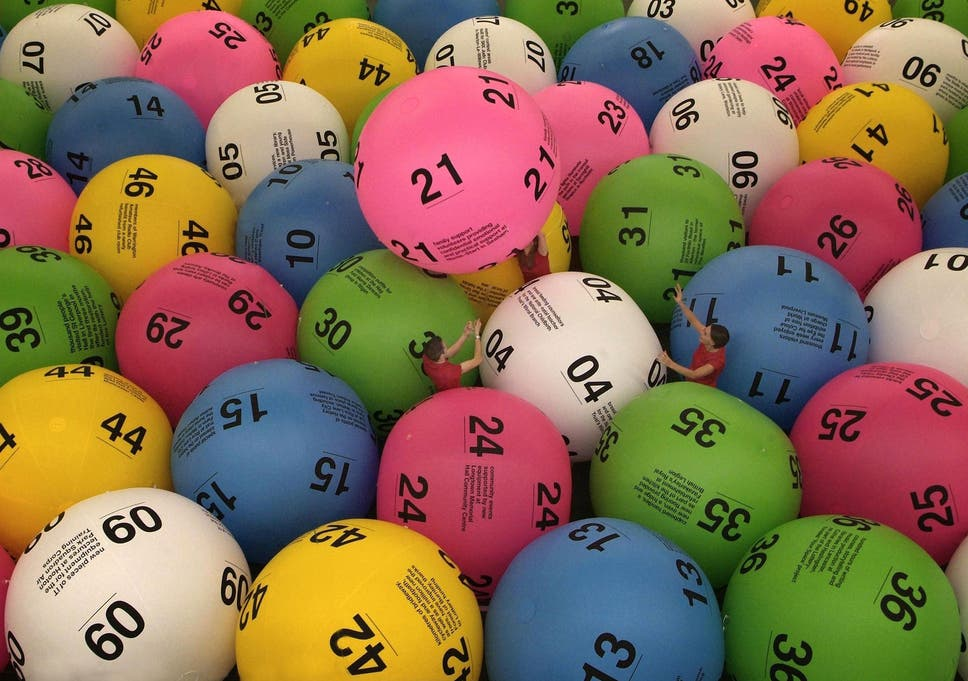 National Lottery changes: Lucky number 59? New balls