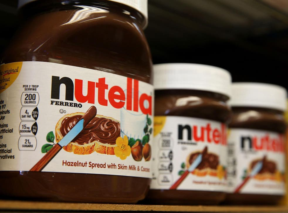 Nutella: It's still pronounced 'nut-ella' in the UK