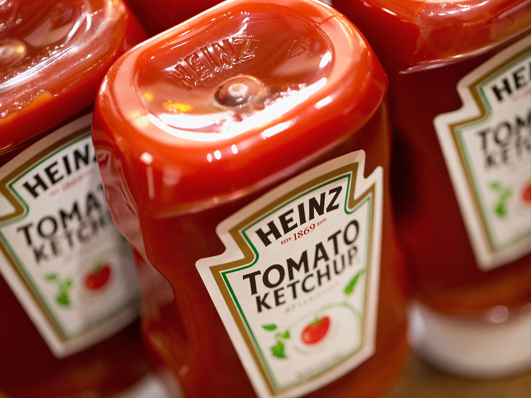 Caramel Porn Site heinz forced to apologise after qr code on ketchup bottle