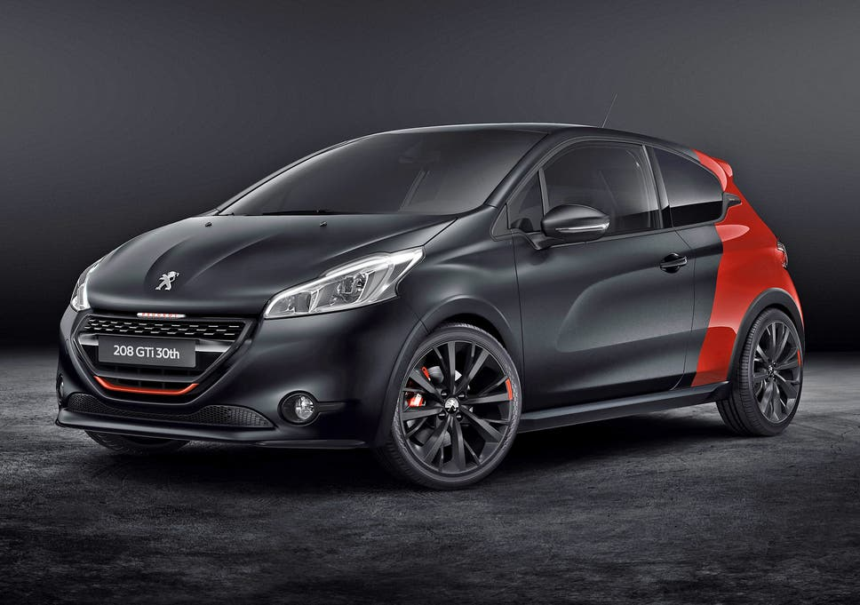 peugeot 208 gti 30th anniversary edition, motoring review: a