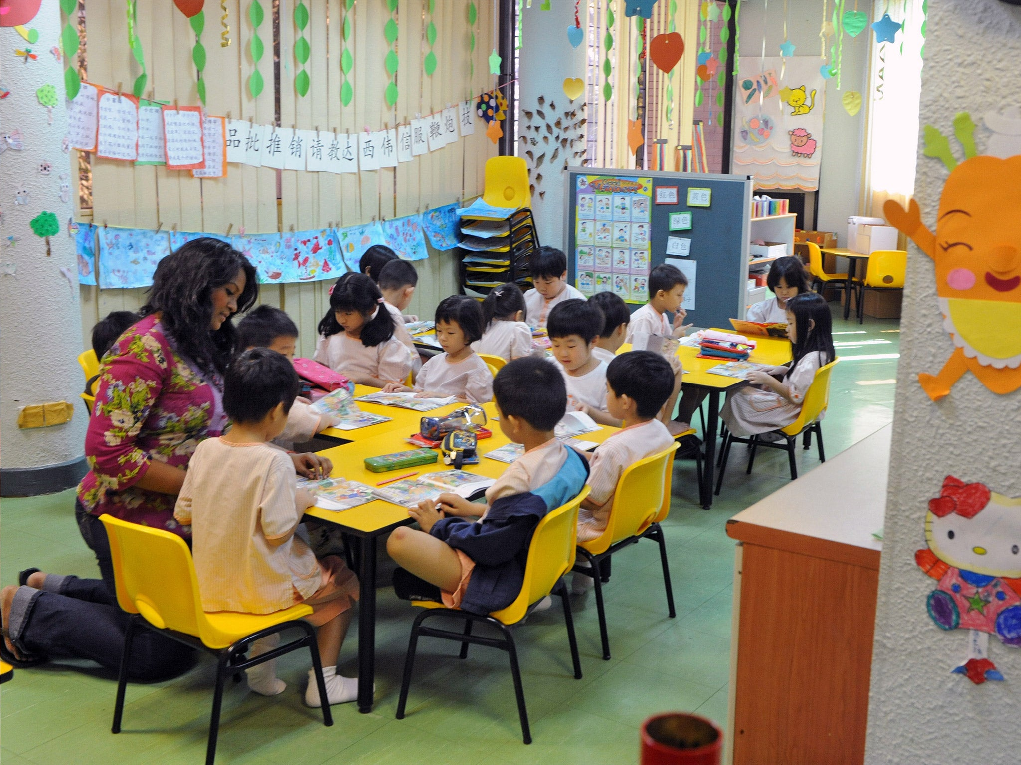 Modern Classroom Teaching Methods ~ Singapore style teaching helps solve problem of maths