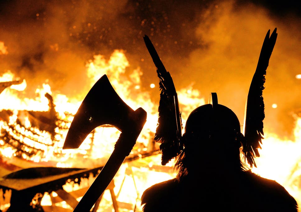 Hunt for Viking DNA in Normandy riles anti-racism campaigners who