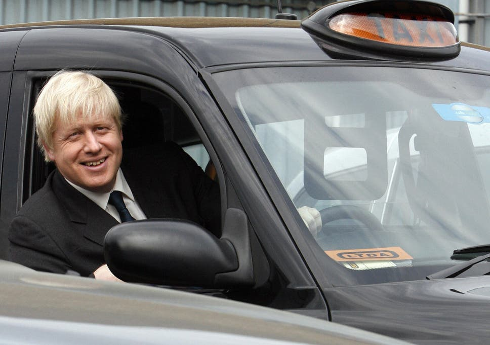 Boris Johnson Tells London Cabbie To F Off And Die During Row