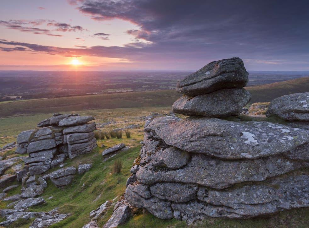 Enchanting: Dartmoor is the subject of Matthew Kelly's scholarly 'Quartz and Feldspar'