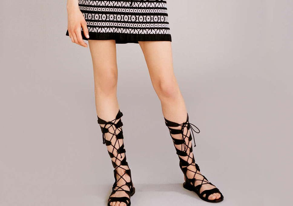 ce9392c556446 Go Roman this summer and step out in style with some statement strappies