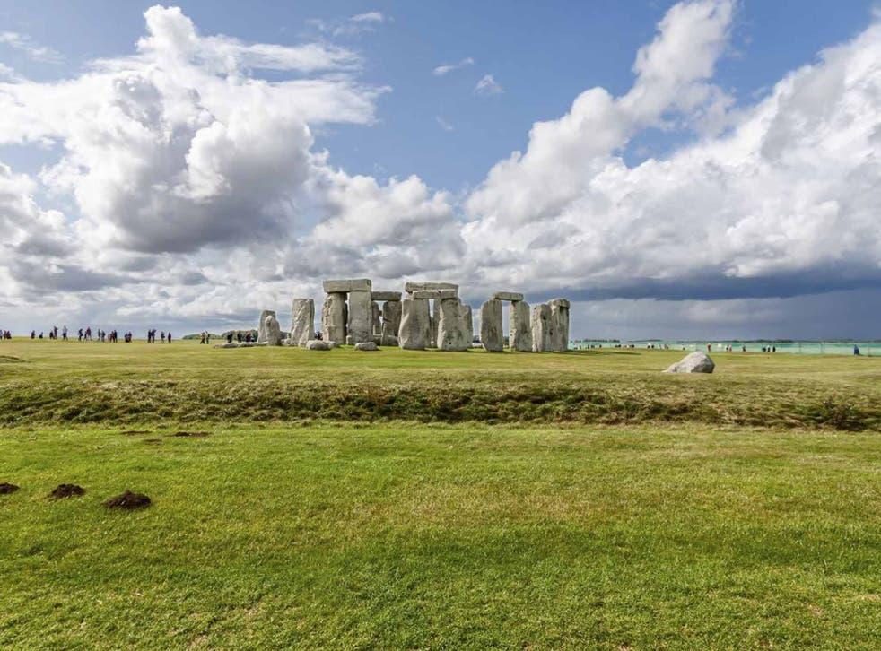 Standing proud: Stonehenge