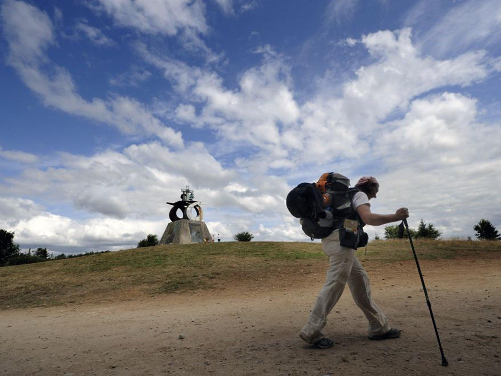 Camino De Santiago Pilgrims Can Take A Month Walking 455