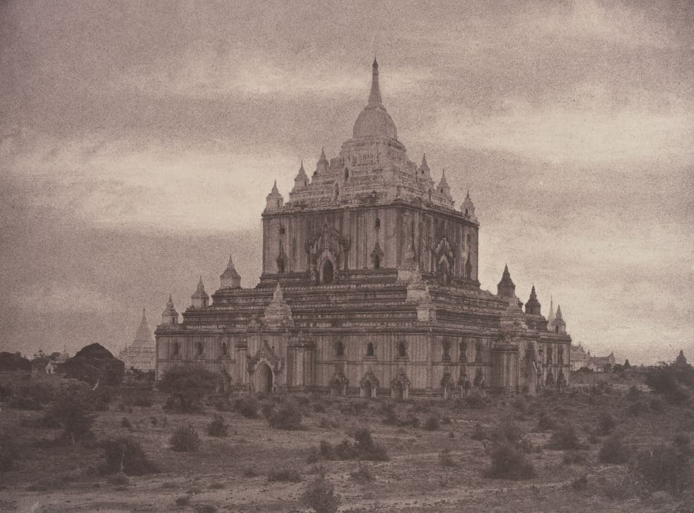 'Pugahm Myo: Thapinyu Pagoda', August 1855