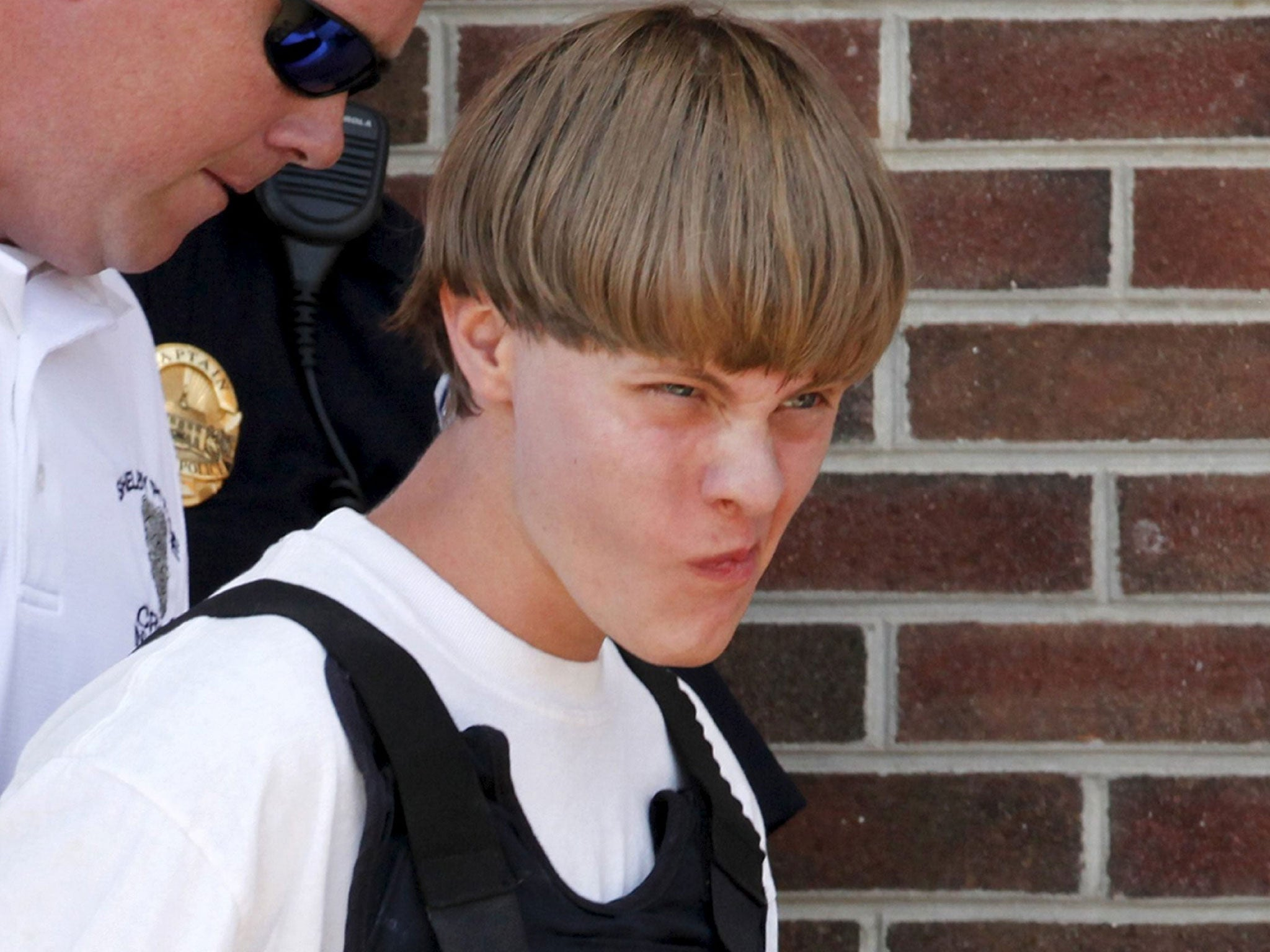 Dylann Storm Roof: How a quiet life drifted off track for the alleged ...