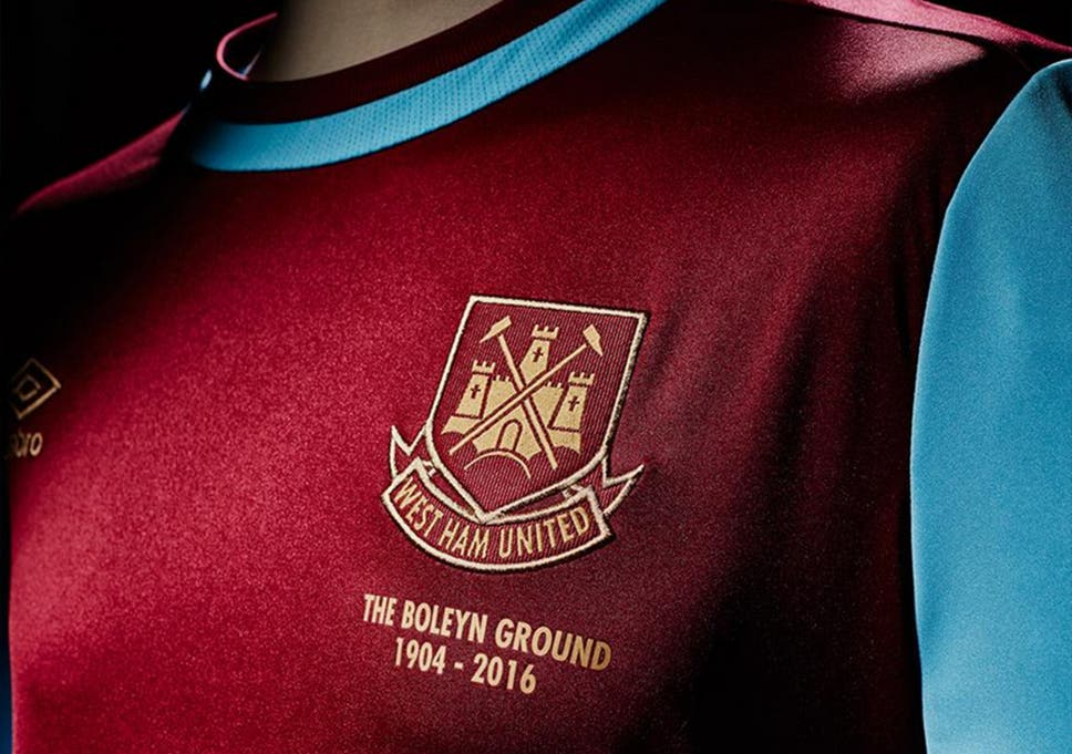 cheaper 15930 ad381 West Ham 2015/16 shirt revealed: Hammers fans love the new ...