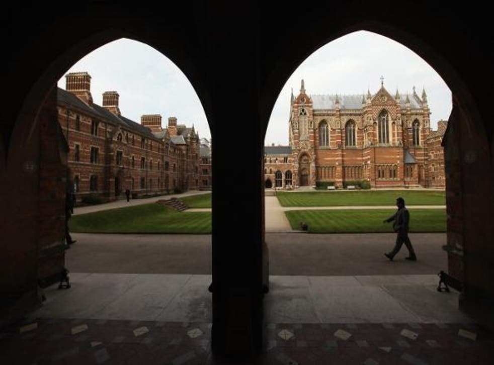 The University of Oxford is part of the Russell Group