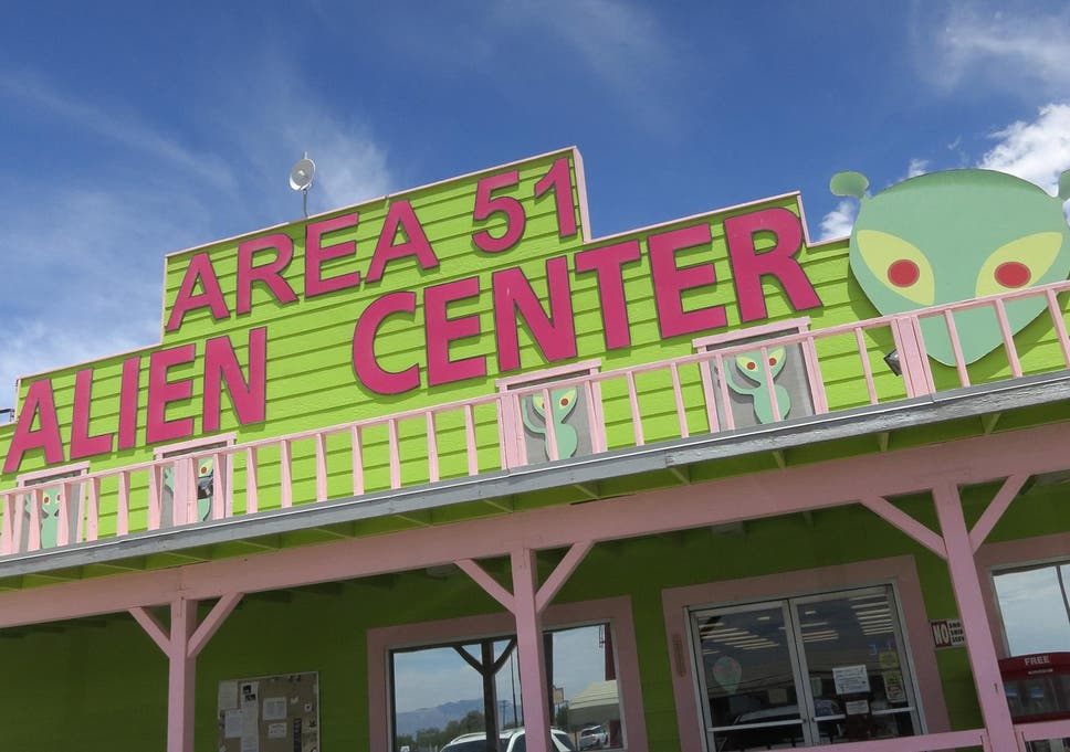 Storm Area 51 Event Disappears From Facebook The Independent