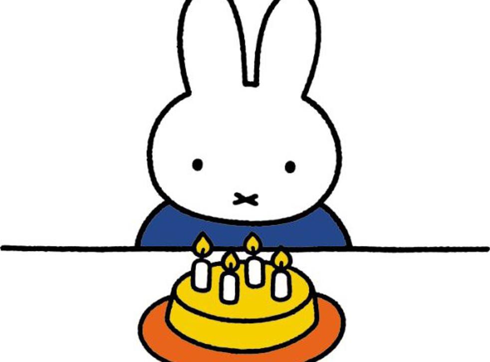 Miffy turns 60 on Sunday