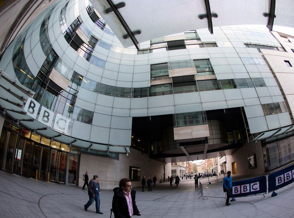 Broadcasting House, a focus for Tories who believe the BBC is left-wing