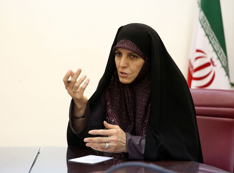 Molaverdi said a limited number of women will be allowed to watch Volleyball World League games in Tehran later this month as it lifts a ban on Iranian women attending male sporting events.