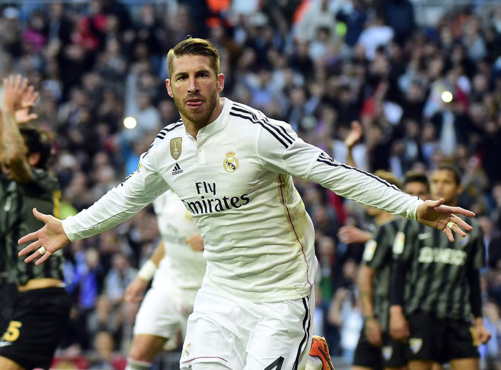 United have made a £30m bid for Sergio Ramos