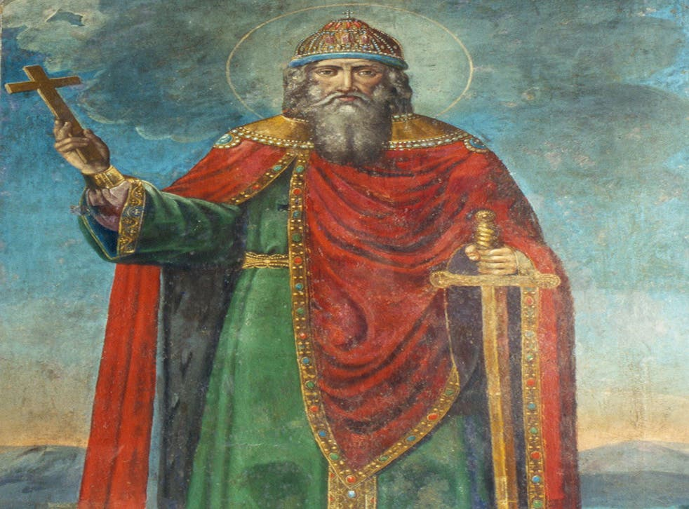 The tussle over St Vladimir is 'weaponising the past'