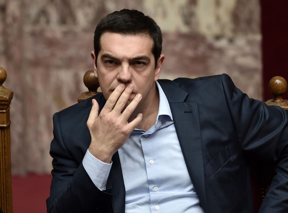 Alexis Tsipras said the Greek people would vote on 5 July