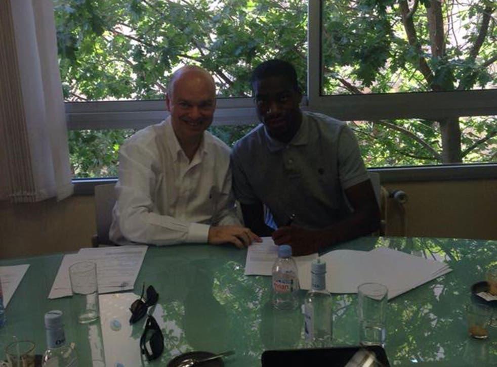 Geoffrey Kondogbia agrees a move to Inter Milan