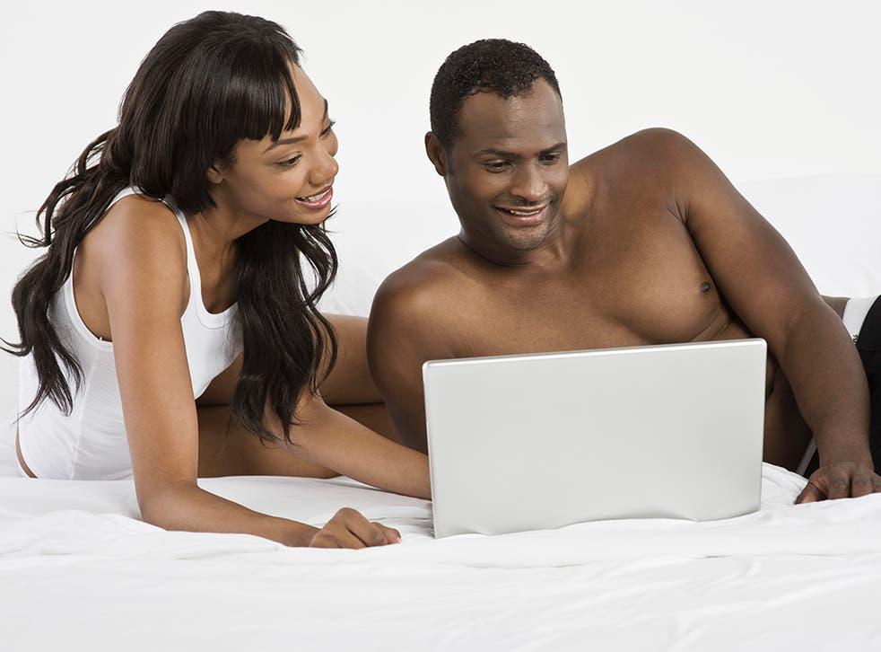 Homemade Black Watching Porn