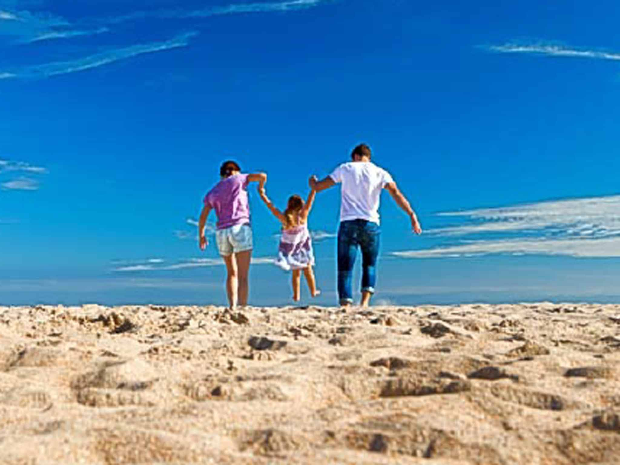 The importance of the family holiday | The Independent Holiday