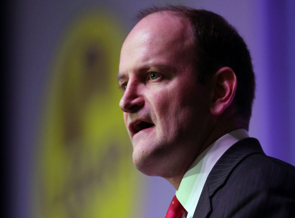 Douglas Carswell, Ukip MP for Clacton in Essex