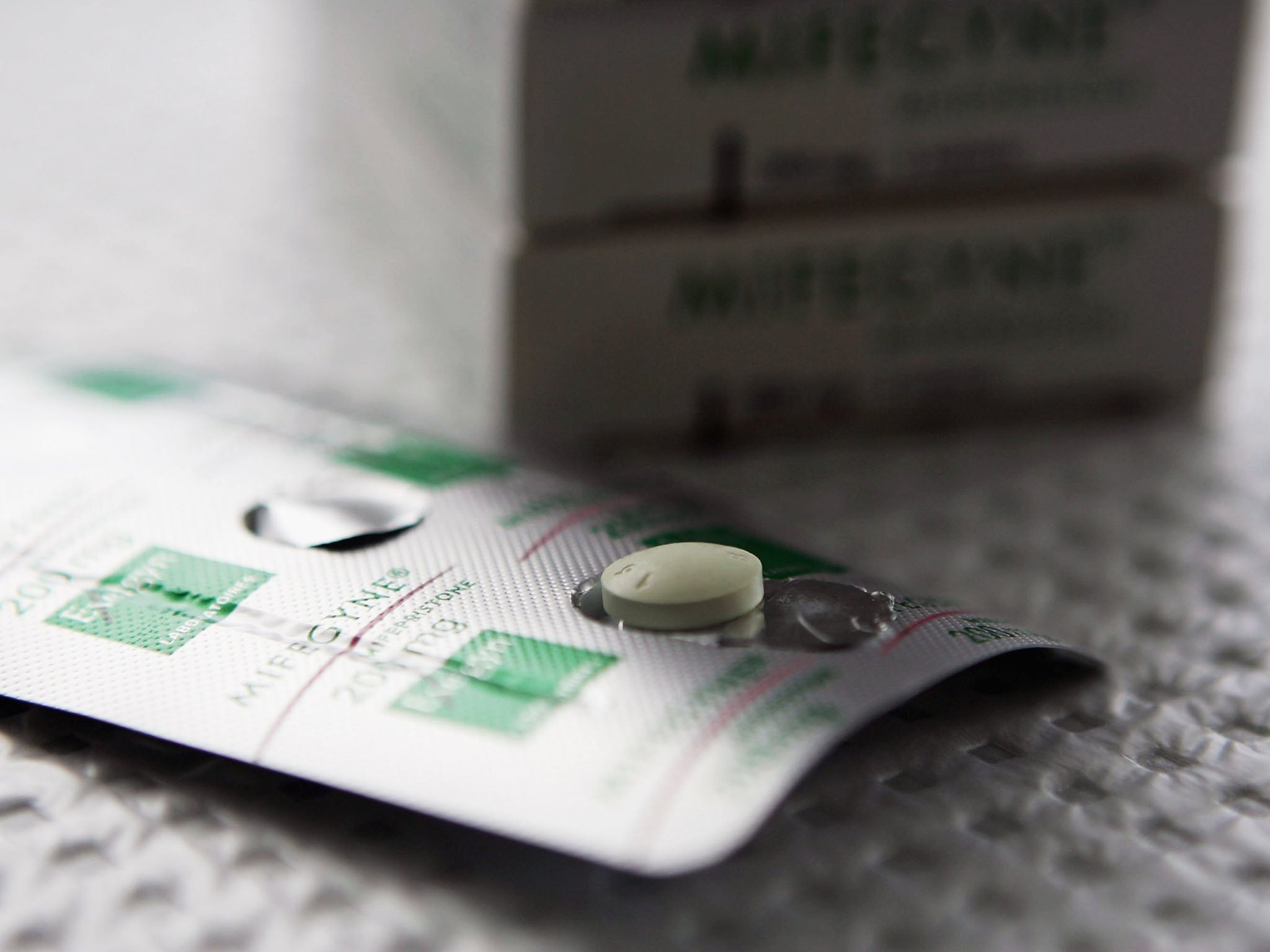 Women in England to be allowed to take second early abortion pill at…
