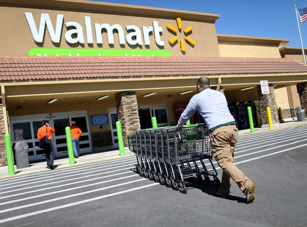 Walmart has said it will no longer stock confederacy flags or merchandise
