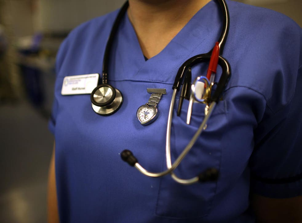 Nearly half of nurses say that risks to their safety have worsened in the past two years