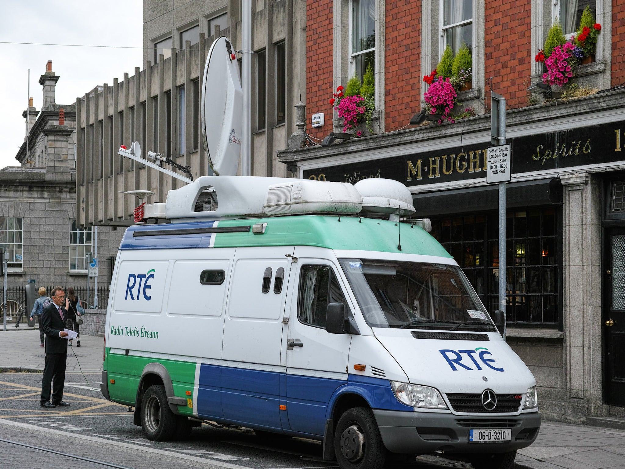 RTÉ Ireland named Broadcaster of the Year at the New York