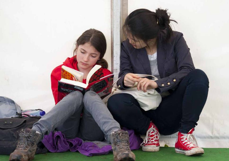 Why this is a golden age for children's literature