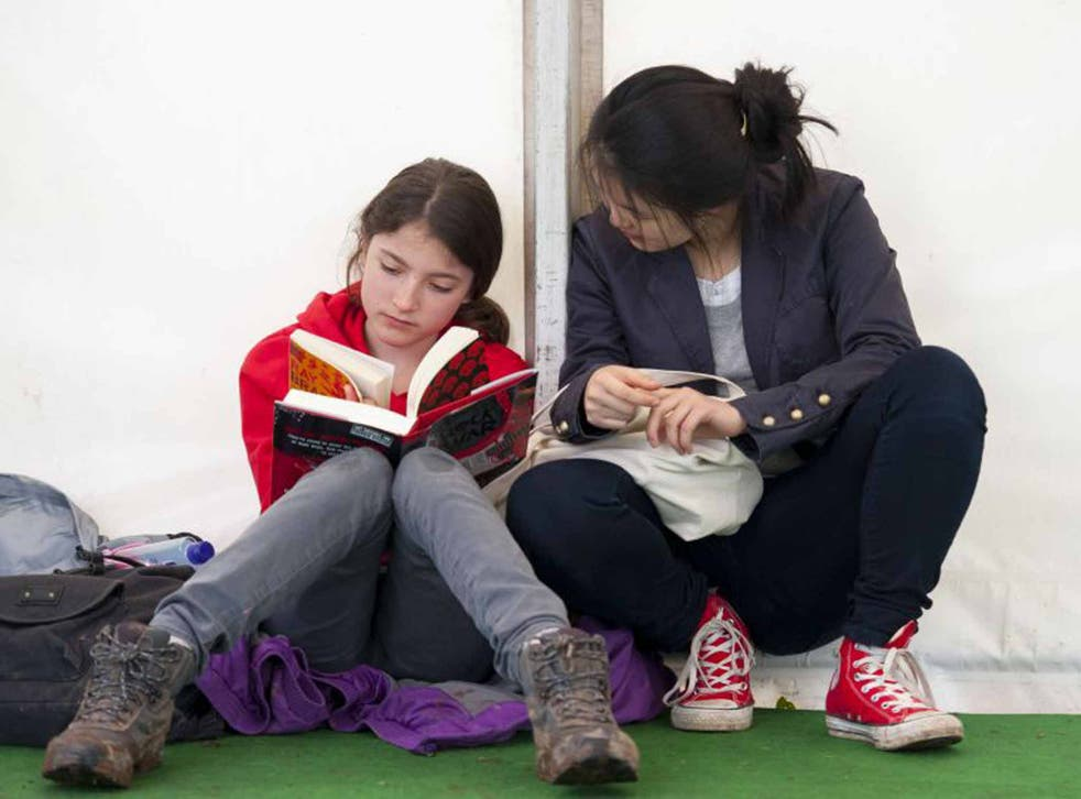 The new bookworms: sales of children's books are at an all-time high - £349m last year - and kid lit is keeping publishers afloat