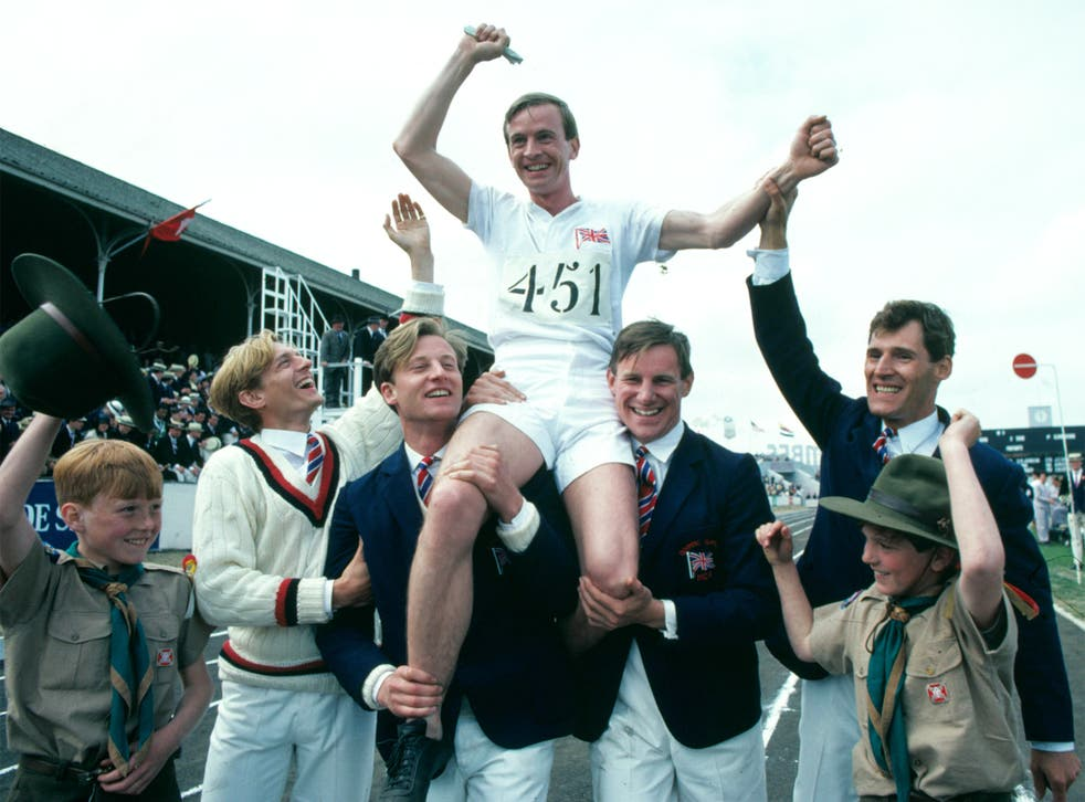 Ian Charleson in the Oscar-winning 'Chariots of Fire'